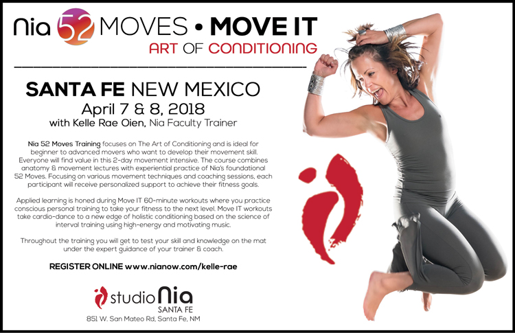 Kelle Rae Event - Move it